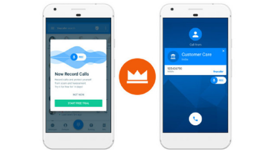 How to record calls with Truecaller
