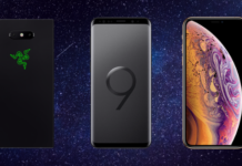 Razer Phone 2 vs Samsung Galaxy S9 vs Apple iPhone XS: Which One Is Better