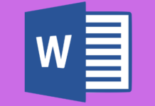 How to add line in Microsoft Word (document signature)