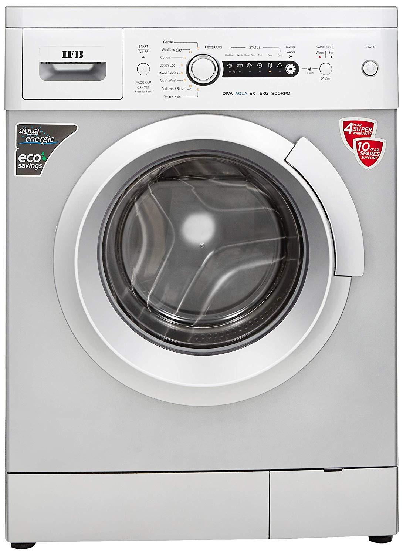 IFB 6 kg Fully-Automatic Front Loading Washing Machine