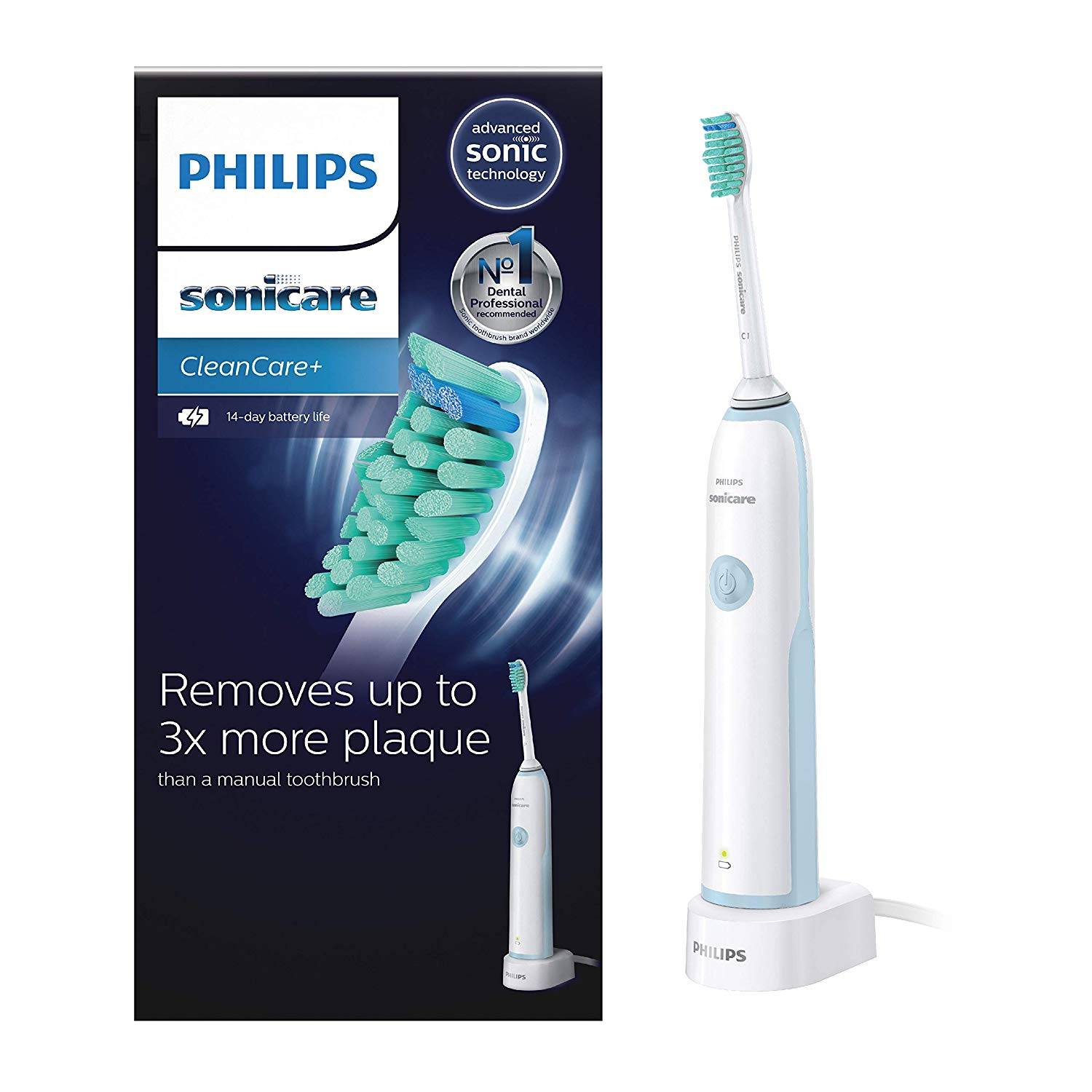 Philips Sonicare CleanCare+ Sonic Electric Rechargeable Toothbrush