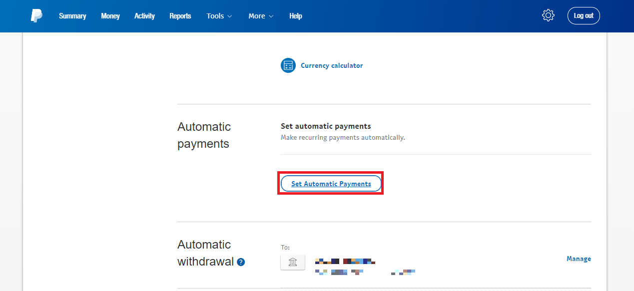 Cancel Recurring Payment on PayPal 3