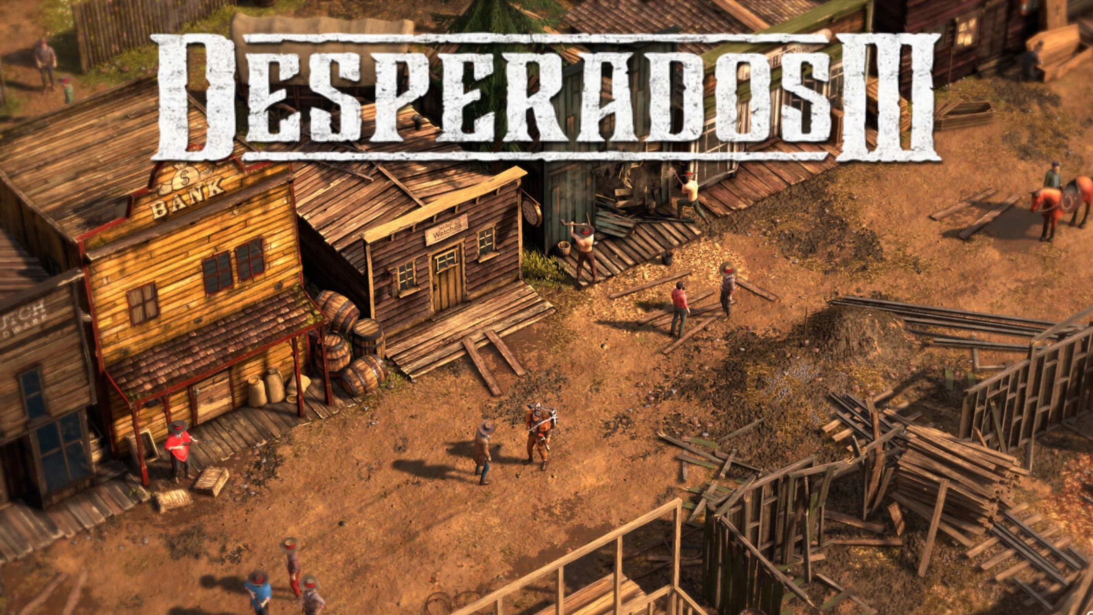Download Desperados III For Free on Windows PC: Here's How